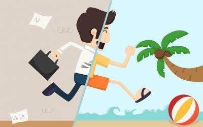 5 Conselhos anti stress para as férias de um gerente de projetos