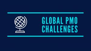 Global PMO challenges, a globe