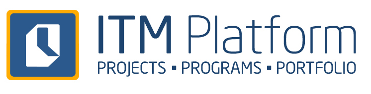 ITM Platform - Projects Programs and Portfolio