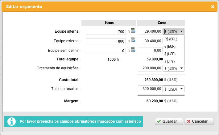 Multi-idioma-moneda