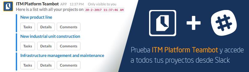 Prueba ITM Platform Teambot