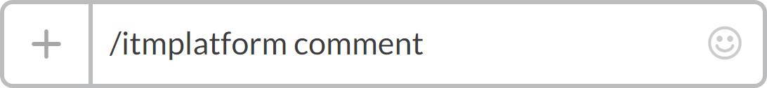 comment-command