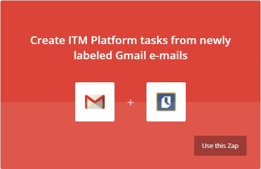 Crear tareas desde correos electrónicos de gmail recientemente etiquetados