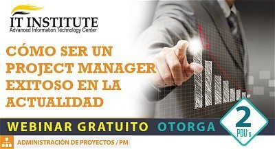"""How to be a successful Project Manager today"" organized by IT Institute event attended by over 300 professionals"