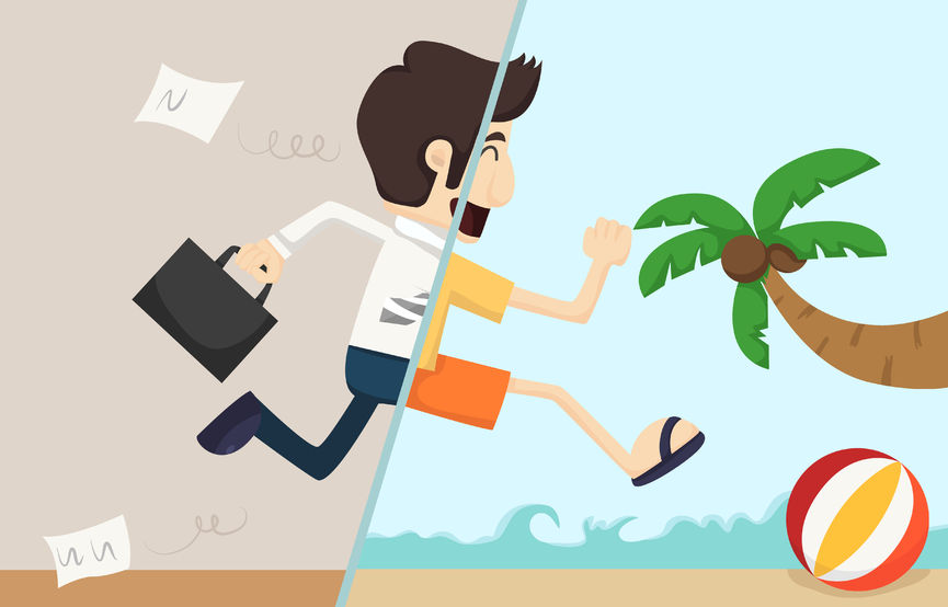 5 Pre-Vacation Stress-Busting Tips for Project Managers