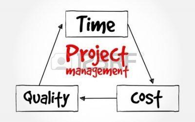 Selección de proyectos en escenarios