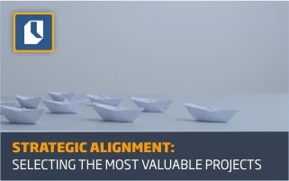 Strategic alignment: Selecting the most valuable project portfolio for your business