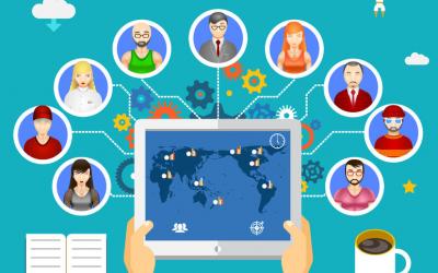 Notas sobre liderança de projetos em equipes remotas