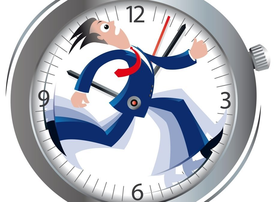 The Clock is Ticking- Learn to Effectively Manage Your Time